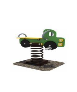 Ray Muelle Balancín Camion Verde. Medida: 0.58x0.42x0.80